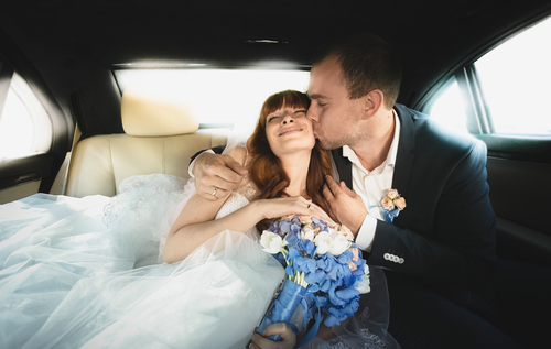 How much should I spend on wedding transportation