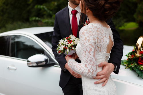 what is proper etiquette for transportation for a wedding