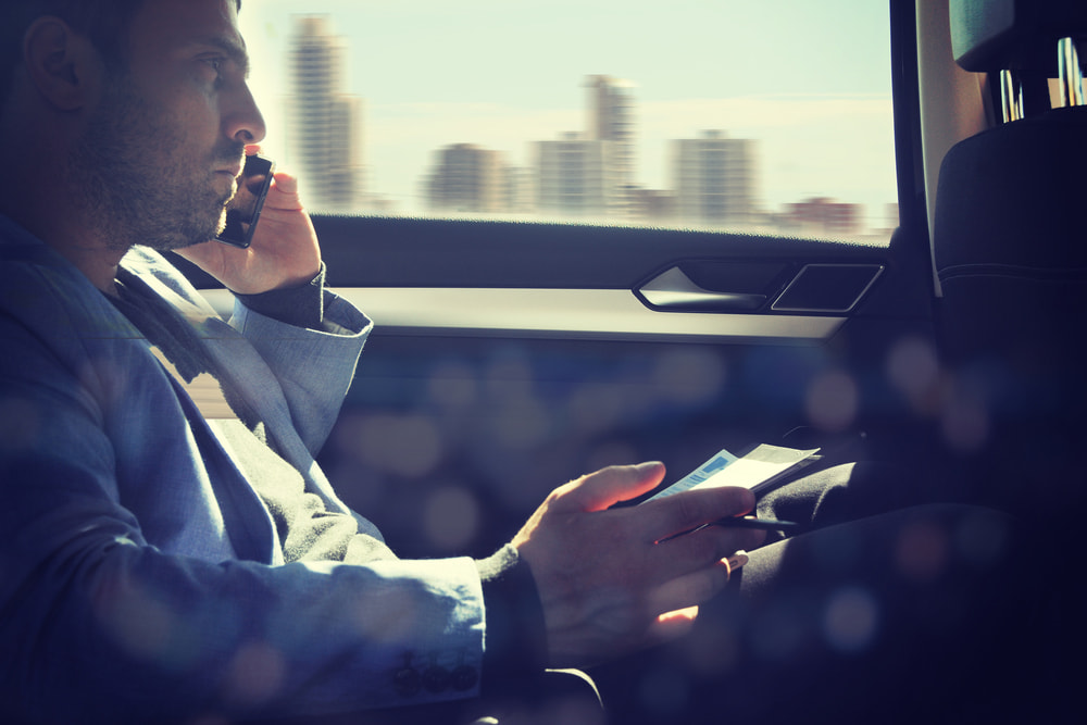 Where can I book a dependable private car service from LAX?