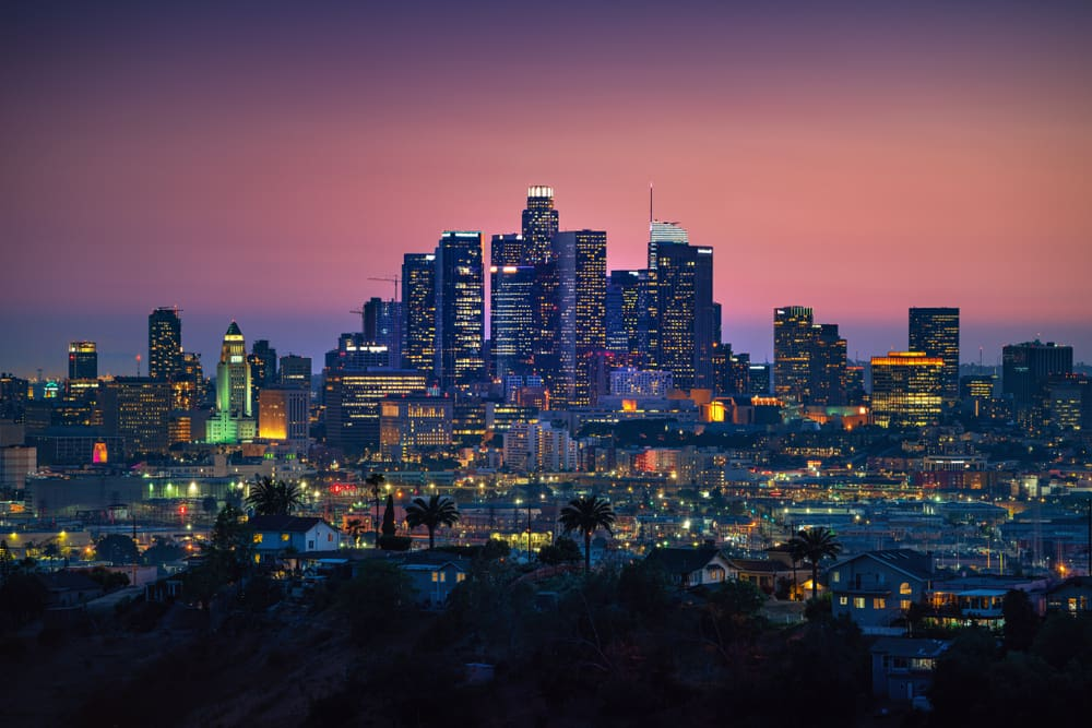What should you see in Los-Angeles-when traveling for business