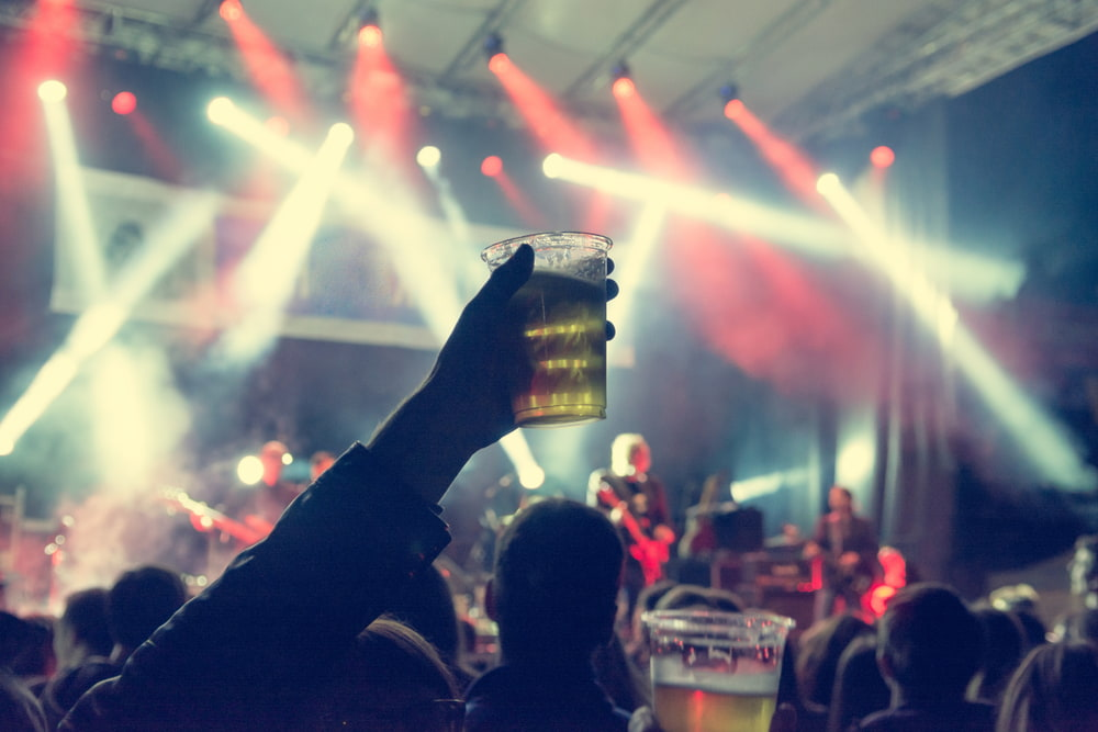 Why hire a limousine service for concerts?