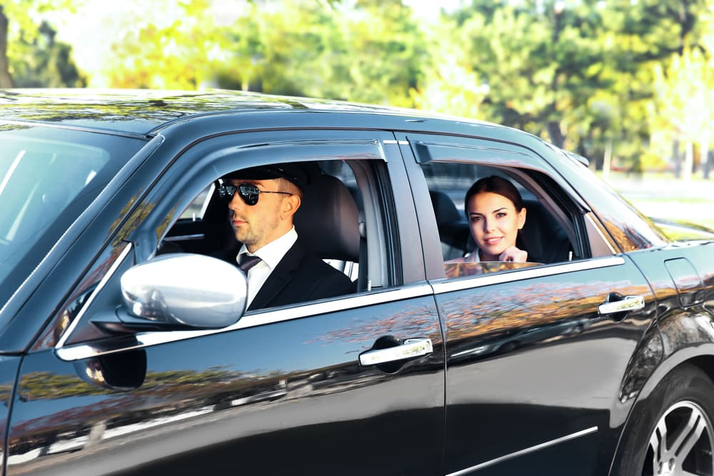 What is the best car service to take me to a concert venue in Los Angeles?